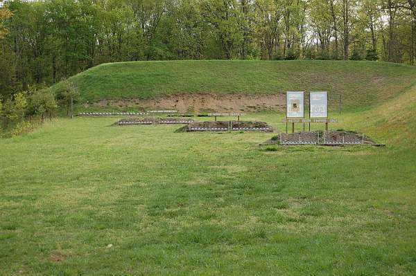 The First Range Offers A 100 Meter Covered Firing Point Where The Impact  Area Is The Base Of The 600 Yard Firing Line.