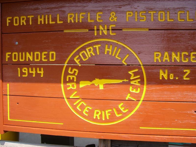 Range 2 Sign